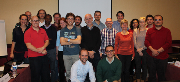 First European Combined AnyLogic Training Conducted