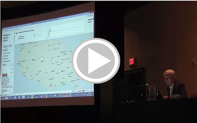 Supply Chain Model Using Agent Based Simulation- Live Demonstration