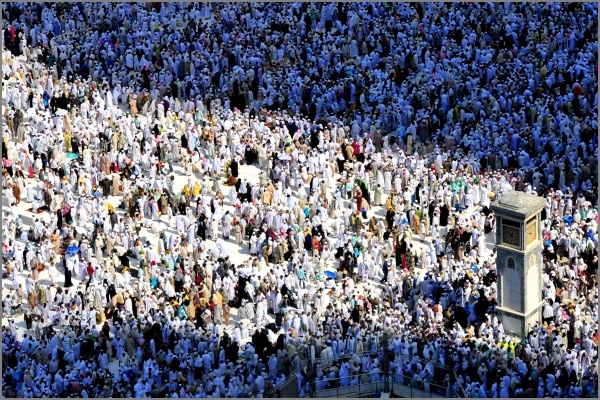 Crowd safety at Hajj – Simulation modeling