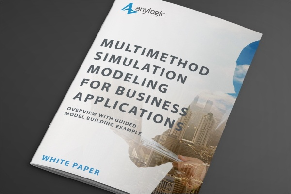 White paper: Multimethod simulation modeling for business