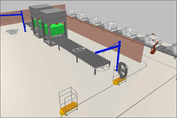 Cranes: How to use the Material Handling Library (part 4)