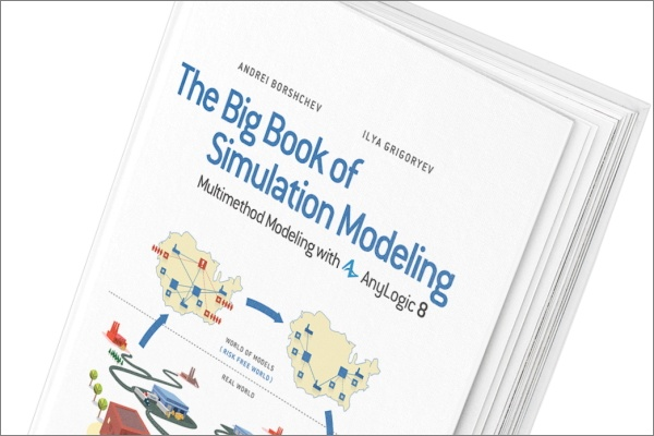 The Big Book of Simulation Modeling – new chapters part 3