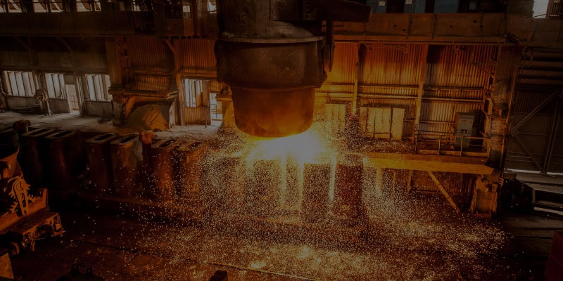 Improving Reliability and Profitability of Integrated Steel Supply Chain with Simulation