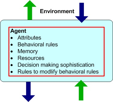 Agent-based modeling and simulation
