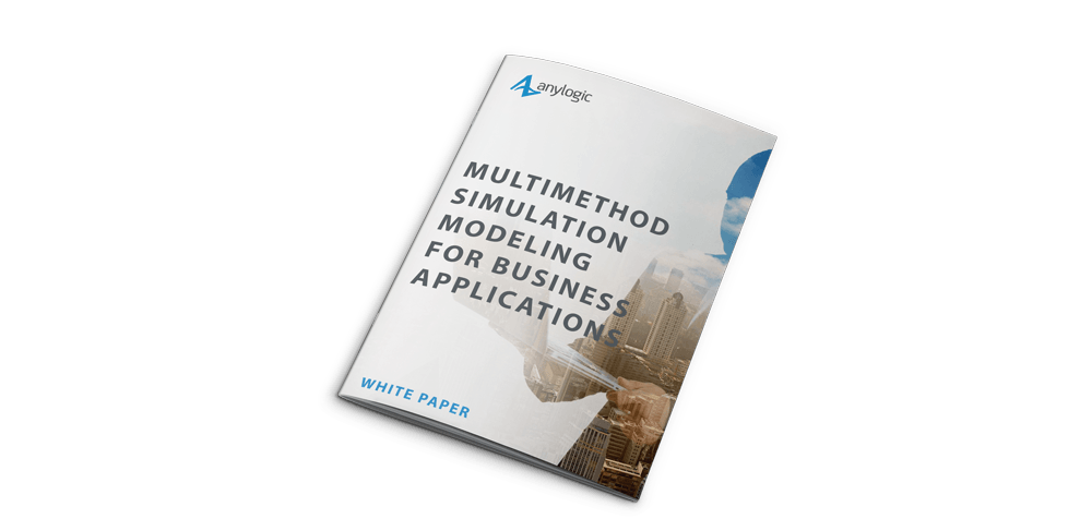 Multimethod simulation modeling for business