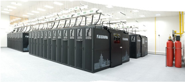 Lomonosov supercomputer.jpg
