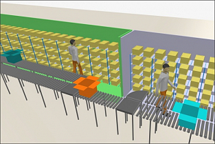 Network port: Learning to use the Material Handling Library (Part 5)